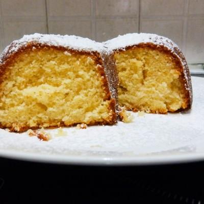 Κέικ Λεμόνι και Γλάσο 1