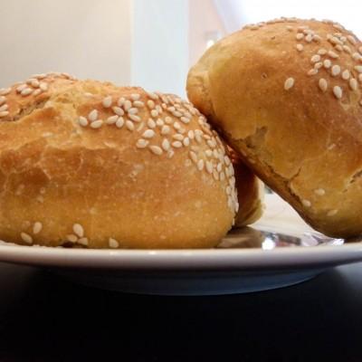 Σπιτικά Ψωμάκια 1