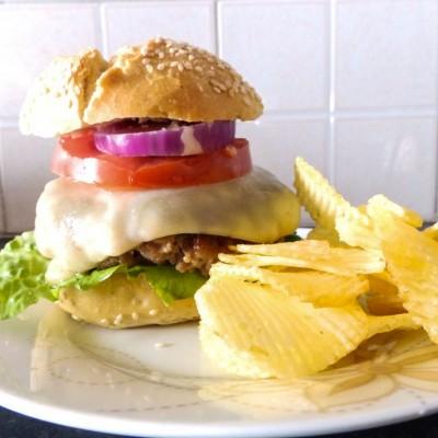 Σπιτικό Burger 3
