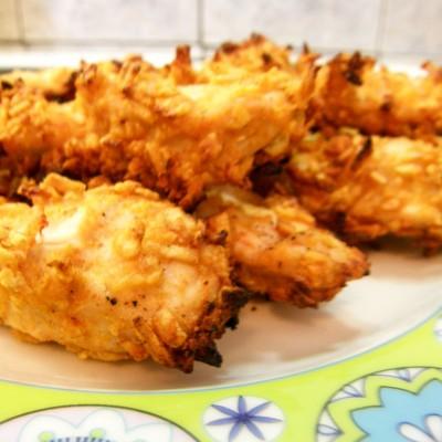 Κοτόπουλο φιλέτο Crispy 1
